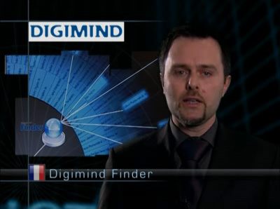 Video ICT Digimind Finder : Olivier Scheffer Directeur Marketing
