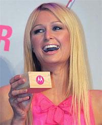 Paris Hilton, star des mots clés